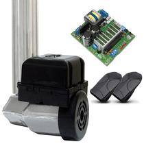 Kit Motor Para Portão Eletronico Basculante Jet Flex 1/2 Ppa