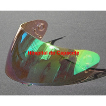 Viseira Ls2 Ff350 / Nitro N400 Rainbow ( Incolor Camaleão)