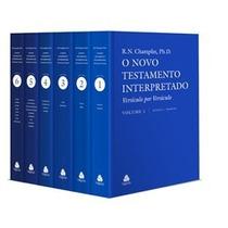 O Novo Testamento Interpretado Champlin Edição 2014