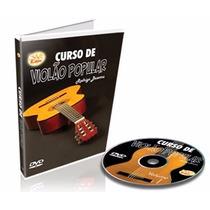 Curso Video Aula Violão Popular Vol. 1