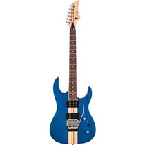 Guitarra Eagle Egt61 Com Floyd Rose - Satin Blue