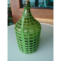 Garrafão Antigo - Vidro Verde