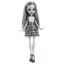 Boneca Monster High High Frankie Choque Eletrizante Mattel