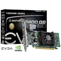 Gpu Geforce 8400 Gs 01g-p3-1302-lr 1gb Ddr3 Dvi/vga/hdmi 64