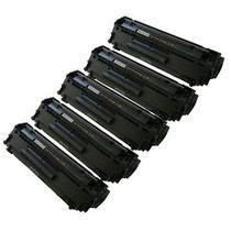 Kit Toner Compatível Hp 1010 1015 1018 Q2612a 2612 12a Novo!