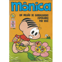 Turma Da Monica Colecao Historica 40 - Bonellihq Cx309