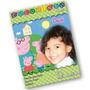 Kit Com 20 Revistas De Colorir Personalizadas - Peppa Pig