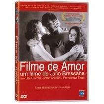 Filme De Amor - Dvd - Raro- Uma Fabula Popular De Volupias