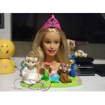 Boneca Barbie Face Princesa Da Ilha (mattel)