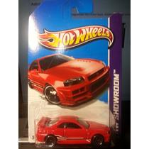 Hot Wheels 2013: Nissan Skyline Gt-r 158/250 - Frete Grátis