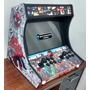 Gabinete Para Montar Mini Fliperama Arcade Bartop