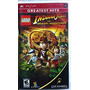 Jogo Lacrado Lego Indiana Jones: The Original Adventures Psp
