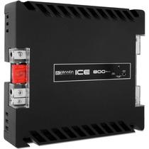 Modulo Amplificador Banda Vx Ice 800 1 Canal 800w Rms