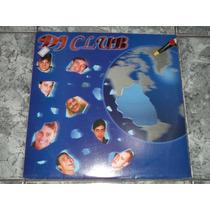 Lp - Dj Club ( Linndooo - Capa / Disco )