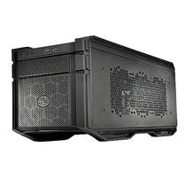 Gabinete Mini-itx Haf Stacker 915f Preto Cooler Master
