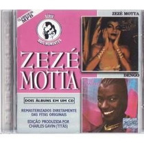 Cd - Zezé Motta: Serie Dois Momentos (1978/1980)
