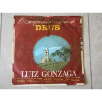 Lp Luiz Gonzaga: O Sanfoneiro Do Povo De Deus 1967 Original