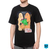 Camiseta Lrg - Entrega Imediata - Dgk Diamond Grizzly Obey