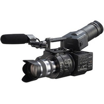 Filmadora Sony Nex-fs700uk Super 35mm Com Lente 18-200mm