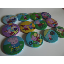 Bottons George E Peppa Pig
