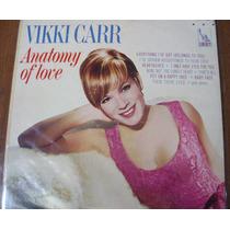 Disco Lp Vikki Carr Cantora Romântica Antigo Anos 60 Raro