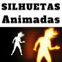Vinhetas Silhuetas Animadas - Alpha Em Video - Frete Grátis