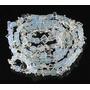 Cascalho Pedra Da Lua Opala Especial 90cm Teostone Colar 395