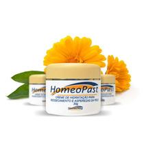 Creme Hidratante Homeopast 30g Para Pele Aspera E Ressecada.