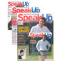 Revista Speak Up + Cd Audio Inglês Kit Com 10 Revistas Novas