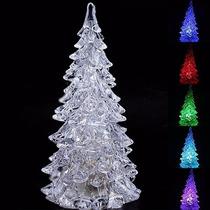 Mini Arvore Natal Led Multicor Enfeite Frete Mais Barato