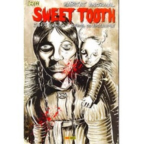 Sweet Tooth : Depois Do Apocalipse Vol. 5: Habitat Anormal