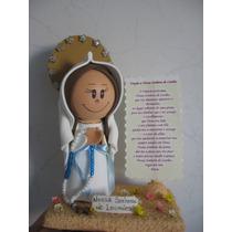 Santinhos Em E.v.a - Nossa Senhora - São Francisco -