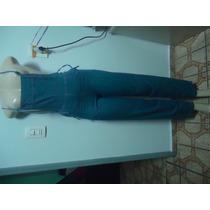 Macacao Jeans Num 42
