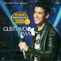 Gusttavo Lima Cd Promo Inventor Dos Amores - Lacrado