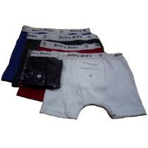 Kit C/10 Cuecas Boxer Infantil R$29,99