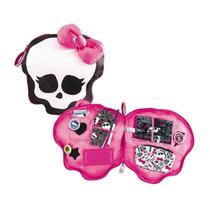 Diário Secreto Skullette Monster High Fun