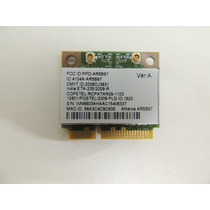 Wireless Ar5b97 De Notebook Acer Aspire 5750z 4491 Usado