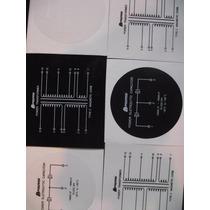 Polivox Pm 5000 Kit De Adesivos
