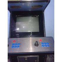 Maquina Fliperama Multijogos 1200 Jogos Raridade Gabinete