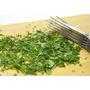 Tesoura 5 Lâminas Verduras Legumes Em Aço Inox Nf E Garantia