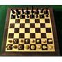 Jogo De Xadrez Estojo Marchetado Classic.