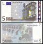 União Européia P-8u Fe 5 Euro 2002 França * C O L *