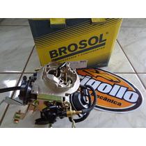 Carburador 2e Alcool Brosol Original