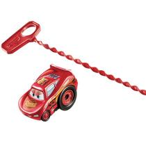 Brinquedo Carros Riplash Relâmpago Mcqueen Infantil Mattel