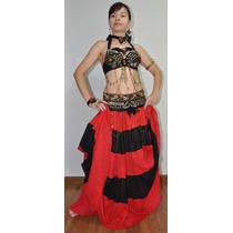 Traje Para Dança Tribal E Para Dança Do Ventre.