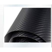 Adesivo Fibra De Carbono Envelopamento 50x152cm Frete Grátis