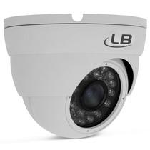 Câmera Segurança Residencial Dome Lb Sat Lbj30 Infra 24 Leds