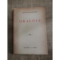 Livro Orações Adolfo Morales De Los Rios Filho 1950 A Noite