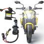 Kit Bi Xenon Moto Slim Hid H4-3 Reator Slim Digital H4