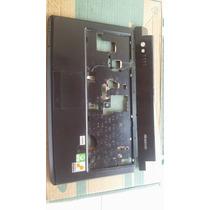 Tampa Base Teclado Notebook Microboard Evolution Ei5xx Usada